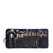 Rio 24 Piece Professional Cosmetic Brush Collection