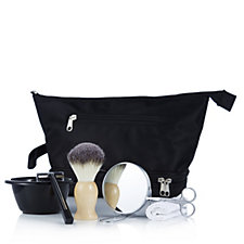 Danielle Men's Washbag with Shaving Kit
