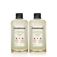 Fountain Hair Molecule Duo Drink
