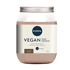 Strippd Vegan Lean Protein Powder Chocolate