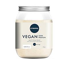 Strippd Vegan Lean Protein Powder Vanilla