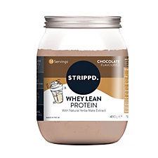 Strippd Whey Lean Protein Powder Chocolate