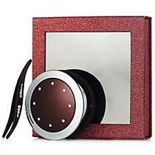 Danielle Creations Swarovski Compact Mirror & Tweezers