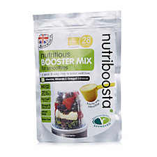 401394 - Nutriboosta Vitamin, Mineral & DHA Omega 3  Booster Mix for Smoothies