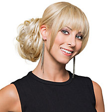 Hairdo by HAIRUWEAR 'Get the Look' Modern Fringe & Style A Do
