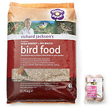507200 - Richard Jackson's Premium 12.75kg High Energy Bird Food with High Energy Treats