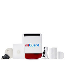 507500 - Response MiGuard AW1 Wi-Fi Complete Home Monitoring Alarm System