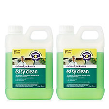 Richard Jackson's Easy Clean 2x 1L Concentrated Mould, Lichen & Algae Remover
