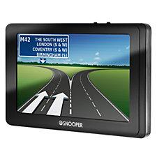 Snooper SC5800 Sat Nav with Dash Cam & Speed Camera Alerts