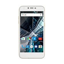 514702 - Archos Sense 55 4G Smartphone 16GB Storage Dual 13MP Camera with Case