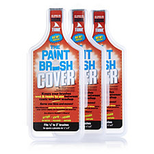 The Paint Brush Cover Triple Pack