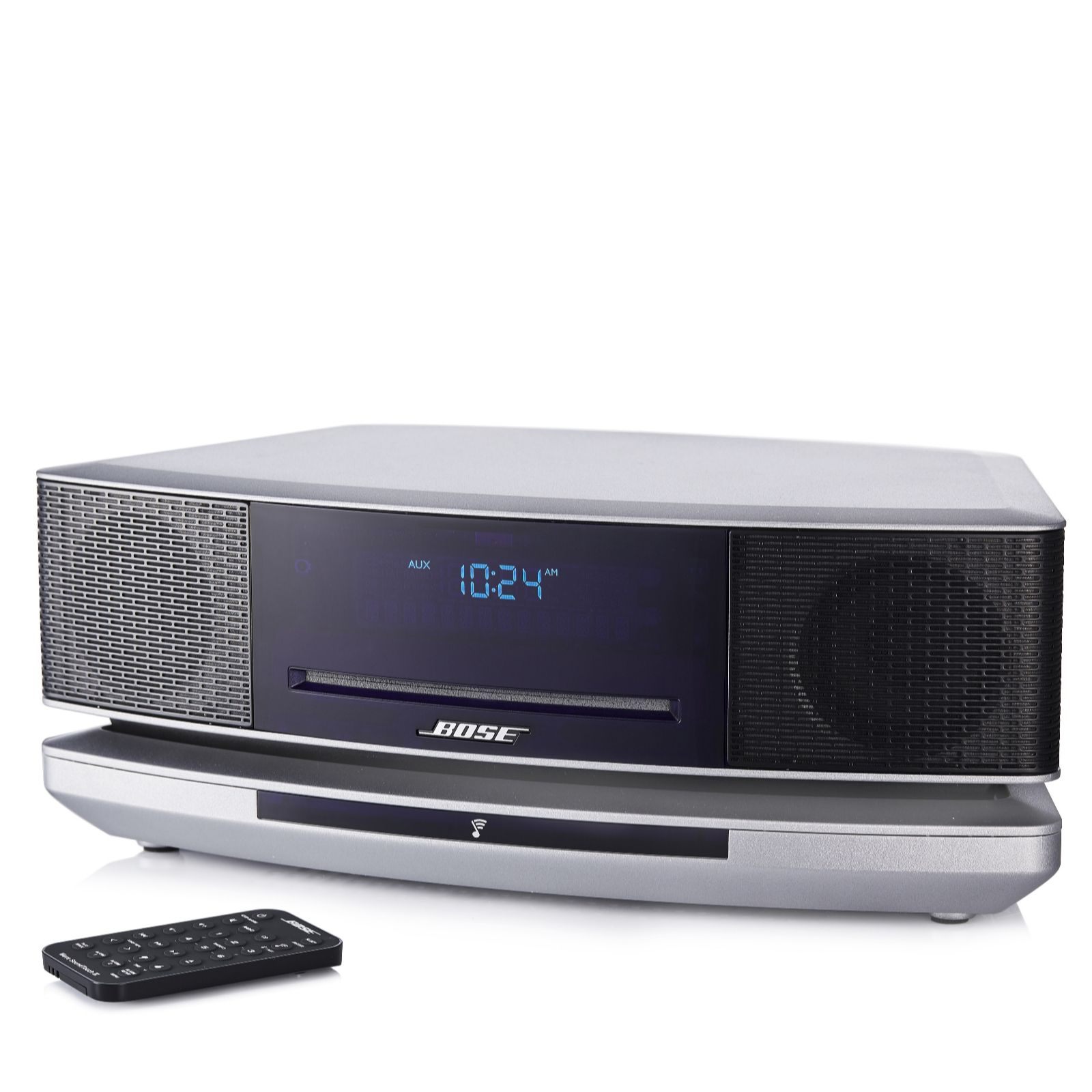 bose music system. bose soundtouch wave music system iv with dab/fm radio, cd player \u0026 bluetooth - page 1 qvc uk