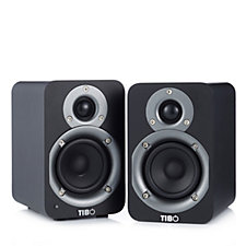 TIBO Plus Mini Book Shelf Active Bluetooth Speakers