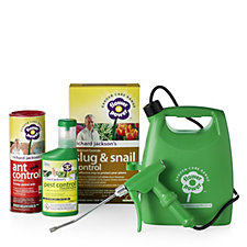 Richard Jackson's 1.2kg Slug & Snail Pest Control Ant Control Kit with Sprayer