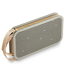 B&O PLAY By Bang & Olufsen A2 Portable Bluetooth Speaker with True360 Sound