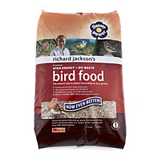 Richard Jackson's 14kg New Formula Premium High Energy Bird Food