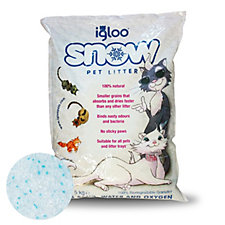 Igloo 3 x 1.5kg Snow Pet Litter