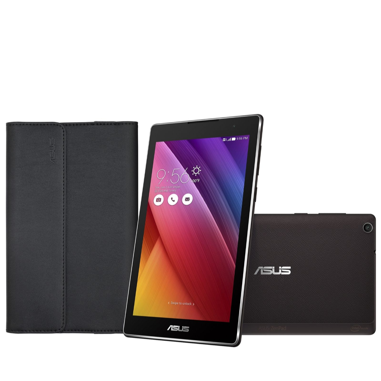 "Asus ZenPad C 7.0"" Dual SIM Android Smartphone with Fitted Case - 507112"