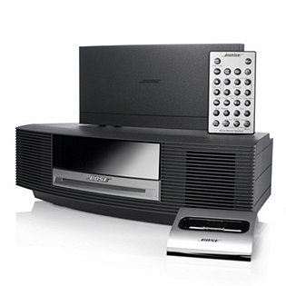bose wave music system with dab radio ipod connect dock remote. Black Bedroom Furniture Sets. Home Design Ideas
