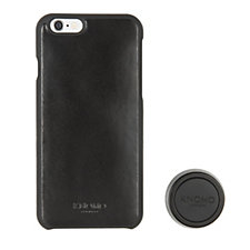 Knomo Leather Magnet Case & Magnet Mount For iPhone 6/6s