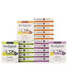 514013 - Forthglade Grain-Free Complete Meal Multipacks for Dogs