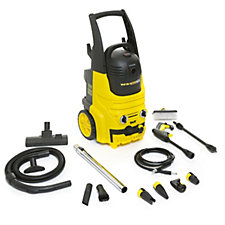 Wolf Blaster Vac 2 n 1 Power Washer & Vacuum Cleaner with Accessories