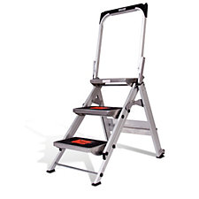 Little Giant 3 Tread Safety Step Ladder