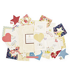 Anna Griffin 190 Piece Shaker Card Kit for 30 Cards