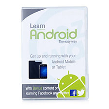Ezway Learn Android DVD