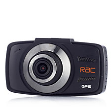 RAC 07S Full HD In Car Camera with GPS & Speed Camera Notifications
