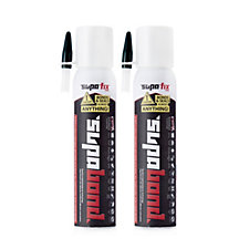 Supabond No Gun 2 x 200ml Sealant & Construction Adhesive