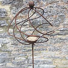 Plants2Gardens Spiral Songbird Feeder
