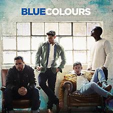 Blue Colours CD Album