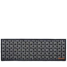 Howler & Scratch 50 x 150cm Grey Bone Design Pet Runner