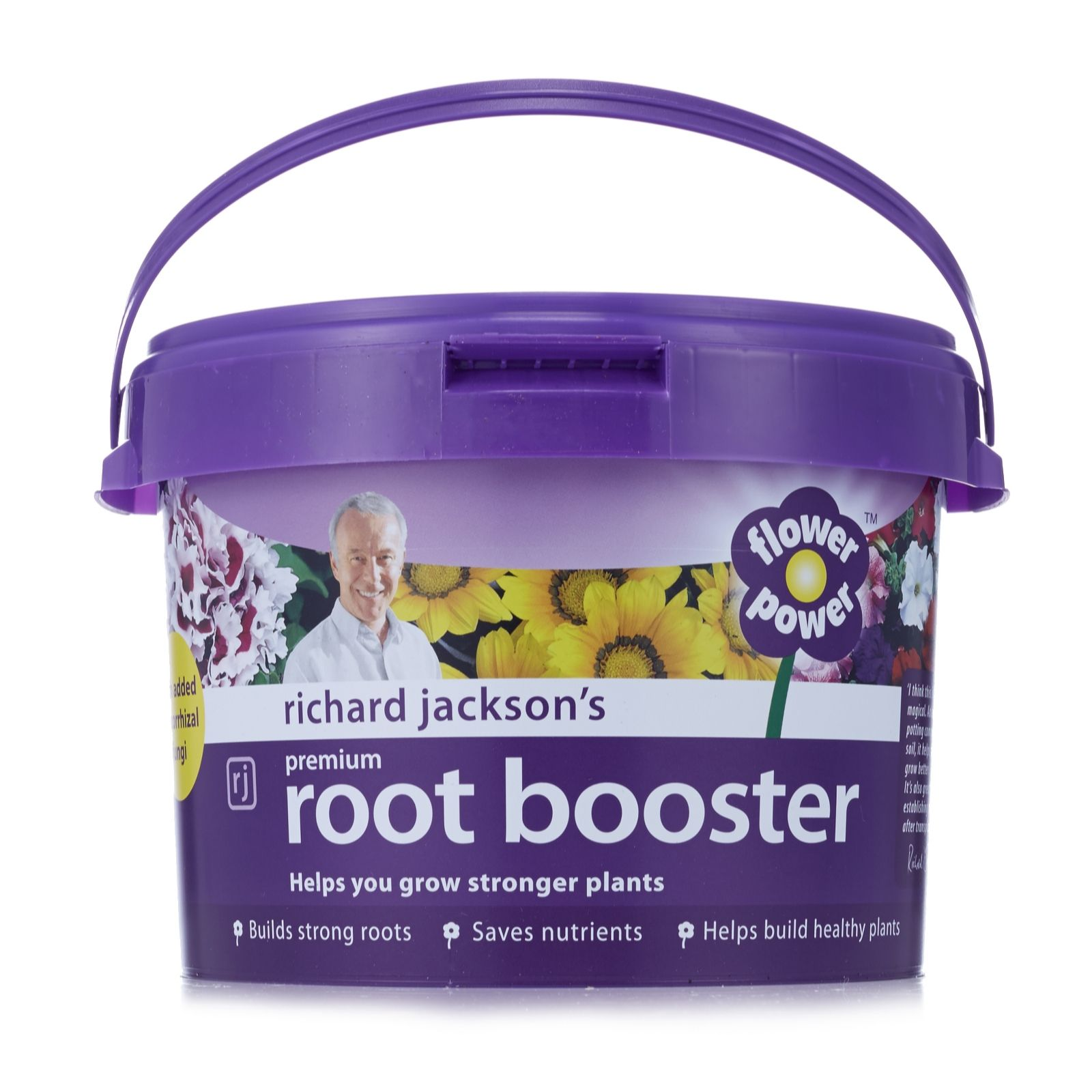 Richard Jacksonu0027s Flower Power 1.8kg Root Booster Tub   513123