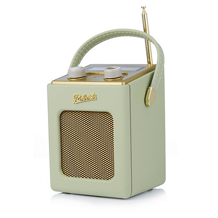 roberts radio revival mini dab dab fm digital radio. Black Bedroom Furniture Sets. Home Design Ideas
