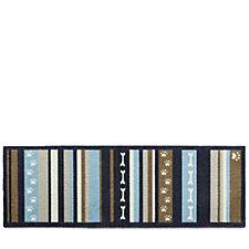 Howler & Scratch 50 x 150cm Brown Stripe Pet Runner