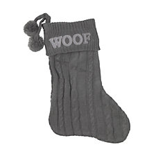 House of Paws Winter Woodland Pet Stocking