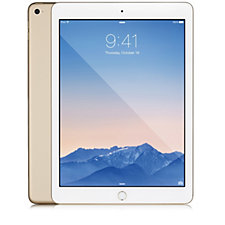 506826 - As Is Apple iPad Air 2 16GB WiFi Retina Display w/ Case, Content & Accessories