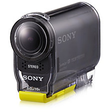 Sony HDR-AS30V Full HD Action Camera with Wi-Fi, GPS & Head Mount Kit