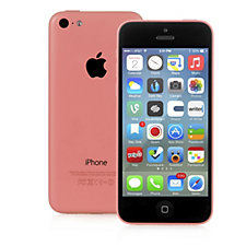 Apple iPhone 5C with 4