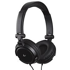 KitSound iD On-Ear Headphones w/ In-line Microphone