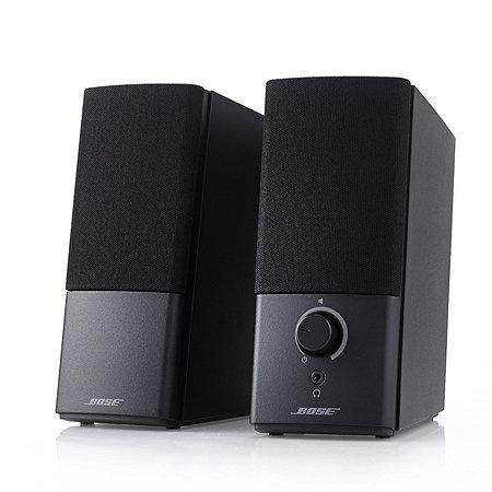 bose companion 2 multimedia speaker system 503830. Black Bedroom Furniture Sets. Home Design Ideas