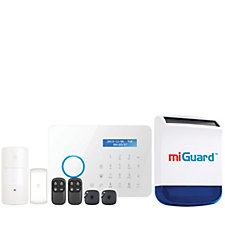 507530 - Response MiGuard Wireless Communicating Alarm System with Siren