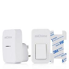 Response Battery-less Wireless Doorbell Chime & Kinetic Bell Push Kit