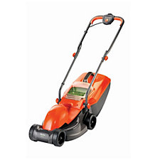 509632 - Flymo Visimo Electric Roller Lawnmower