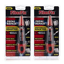510033 - FiberFix Pack of 2 Total Repair Universal Repair Tools