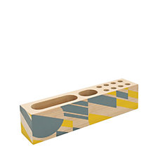 Mini Moderns Wooden Desk Organiser