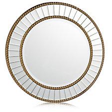 Alison Cork Zedel Round Mirror