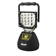 Wolf Beacon Ultra Bright 16 LED Work Light & Power Bank